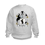 Beresford Family Crest  Kids Sweatshirt