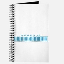 Synthesize Me (Blue) Journal