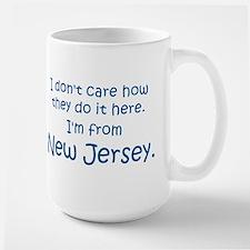 New Jersey Coffee Mug
