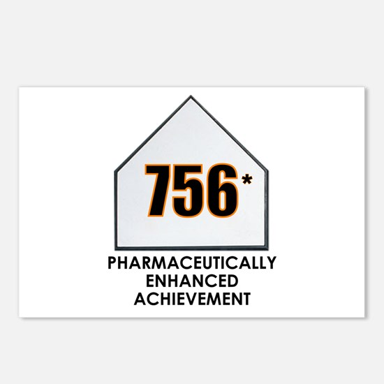 756 - Achievement? Postcards (Package of 8)