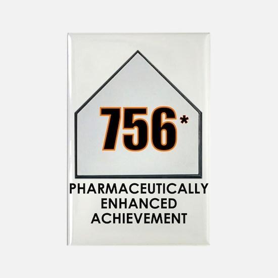 756 - Achievement? Rectangle Magnet