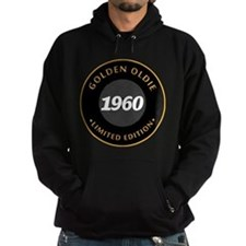 Birthday Born 1960 Classic Edition Hoodie