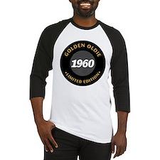 Birthday Born 1960 Classic Edition Baseball Jersey