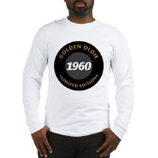 Birthday Born 1960 Classic Edi Long Sleeve T-Shirt