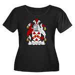 Benington Family Crest Women's Plus Size Scoop Nec