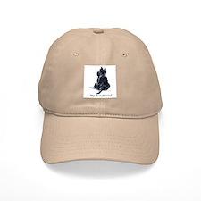 Scottish Terrier AKC Baseball Cap