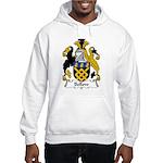 Bellow Family Crest Hooded Sweatshirt