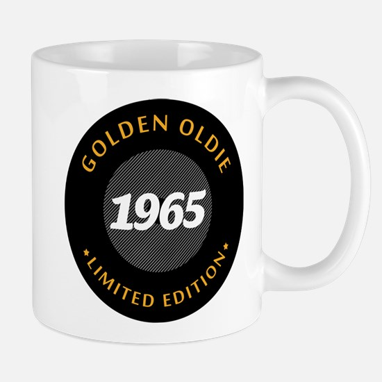 Birthday Born 1965 Classic Edition Mug