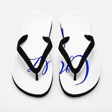 Cruz 16-MAS blue 400 Flip Flops