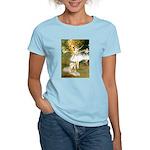 Dancer1/Wheaten T Women's Light T-Shirt