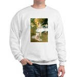 Dancer1/Wheaten T Sweatshirt