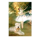 Dancer1/Wheaten T Postcards (Package of 8)