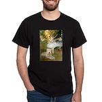 Dancer1/Wheaten T Dark T-Shirt