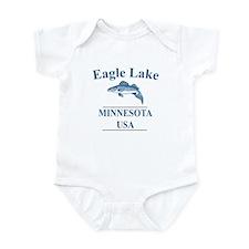 Walleye Infant Bodysuit