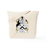Beckley Family Crest Tote Bag