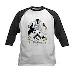 Beckley Family Crest Kids Baseball Jersey