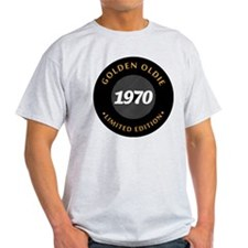 Birthday Born 1970 Limited Edition T-Shirt