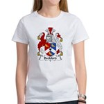Beckford Family Crest Women's T-Shirt