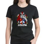 Beckford Family Crest  Women's Dark T-Shirt
