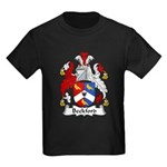 Beckford Family Crest  Kids Dark T-Shirt