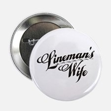 "Lineman's Wife 2.25"" Button (10 pack)"