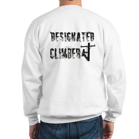 Designated Climber Lineman Sweatshirt