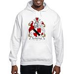 Beckering Family Crest Hooded Sweatshirt