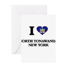 I love North Tonawanda New York Greeting Cards