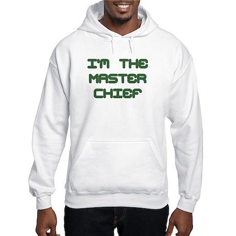 Master Cheif Hooded Sweatshirt