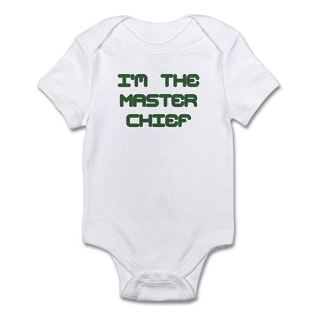 Master Cheif Infant Bodysuit