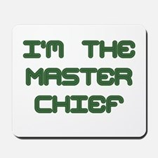 Master Cheif Mousepad