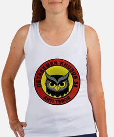 Densus 88 without text Women's Tank Top