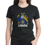 Beaumont Family Crest Women's Dark T-Shirt