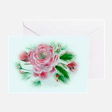 """Christmas Camellia"" Greeting Card"