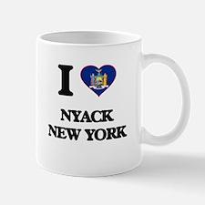 I love Nyack New York Mugs