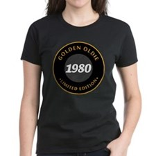 Birthday Born 1980 Limited Ed Tee