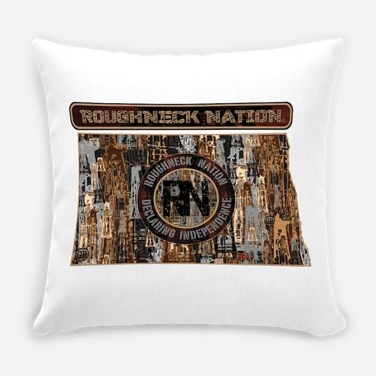 North Dakota Everyday Pillow