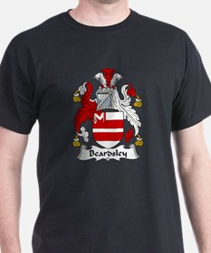 Beardsley Family Crest T-Shirt