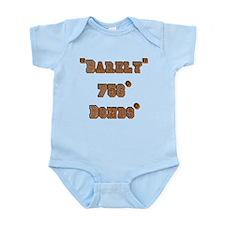 Barely 756* Infant Bodysuit