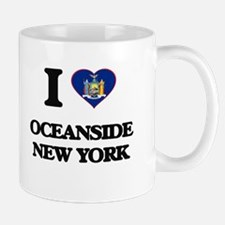 I love Oceanside New York Mugs