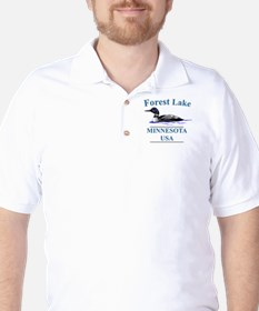 Loon Golf Shirt