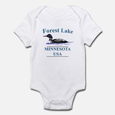 Loon Infant Bodysuit