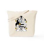 Beake Family Crest Tote Bag