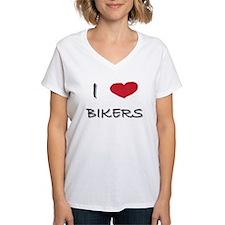 """I Love Bikers"" Shirt"