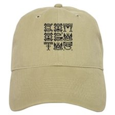 CG Logo Native Black Baseball Cap