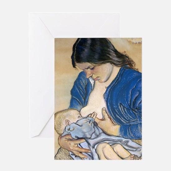 Motherhood Greeting Cards