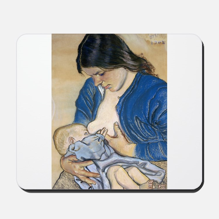 Motherhood Mousepad