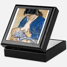 Motherhood Keepsake Box