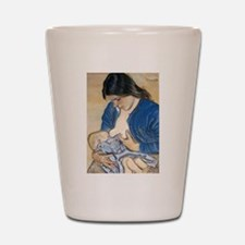Motherhood Shot Glass