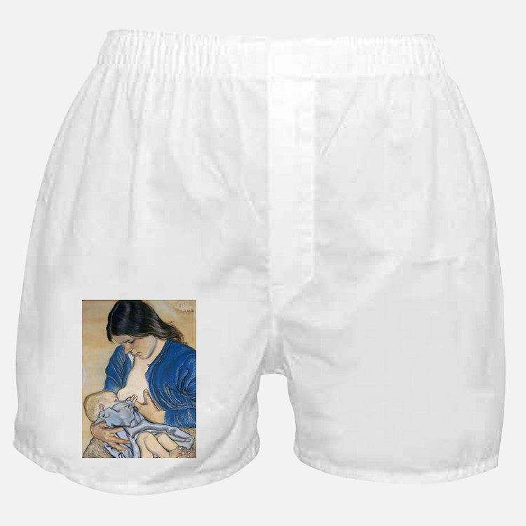 Motherhood Boxer Shorts